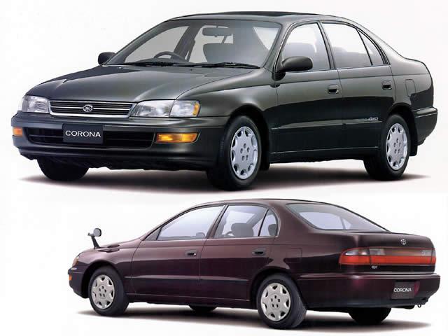 Corona on 1994 Toyota Tercel