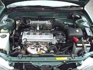 Регулировка угла опережения зажигания — Toyota