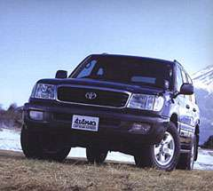 Land Cruiser 100-й серии