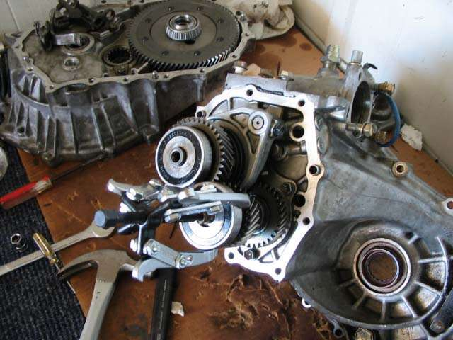 Best Gear Pullers : Lsd installation instructions