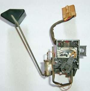 терморезистор уровня топлива nissan
