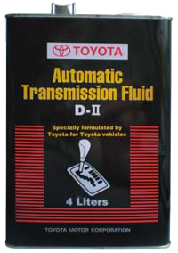 What ATF to use for Toyota?