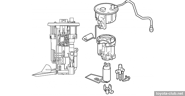 Fuel Pump Wiring Diagram Besides Location Of Oil Filter On 2005