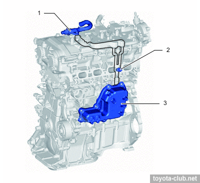 Toyota NR series engines