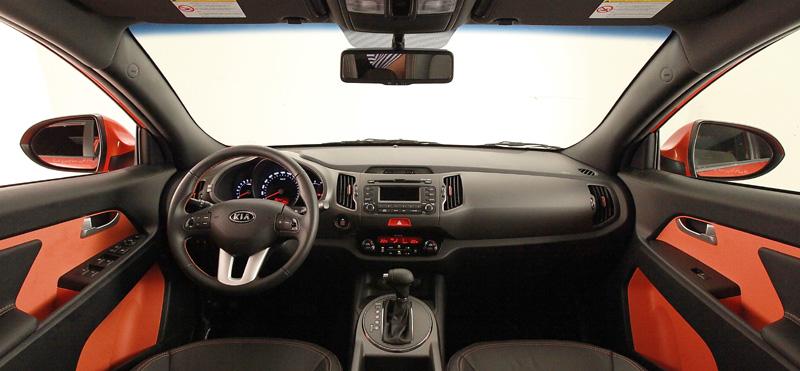 Kia Sportage / Hyundai Tucson  Mini-review