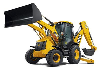JCB 3CX / 4CX backhoe loaders