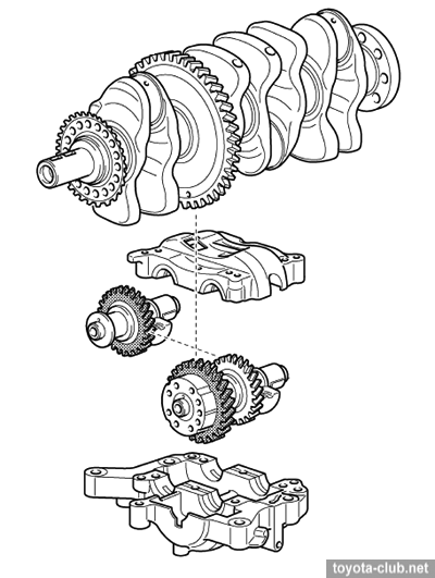 Toyota Ar Series Engines