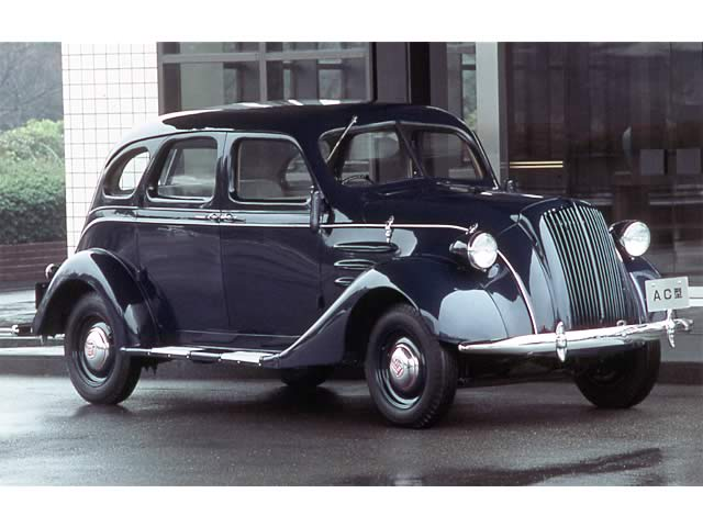 Toyota 1930 60 ые