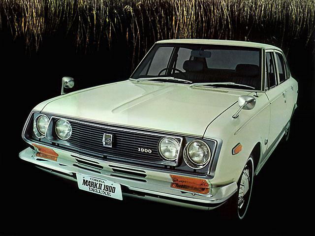 toyota mark 2 1970