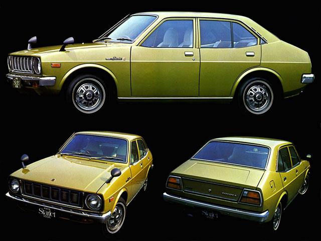Toyota 1970 ые