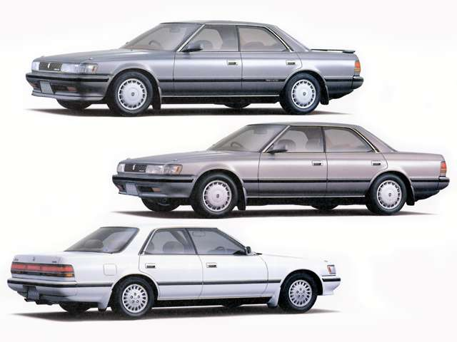 2000 Toyota Mark Ii 2 0 Grande Four Related Infomation